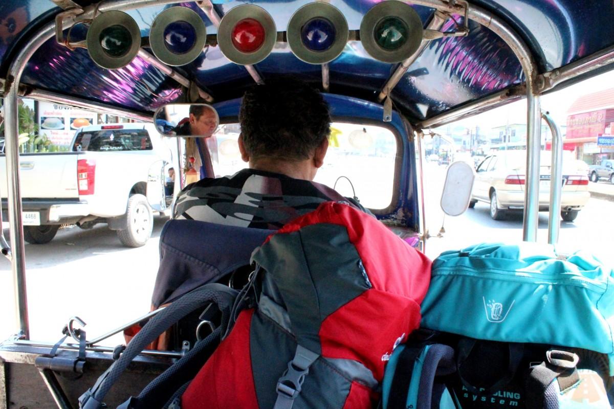 Thai Cambodia border Poipet how to get