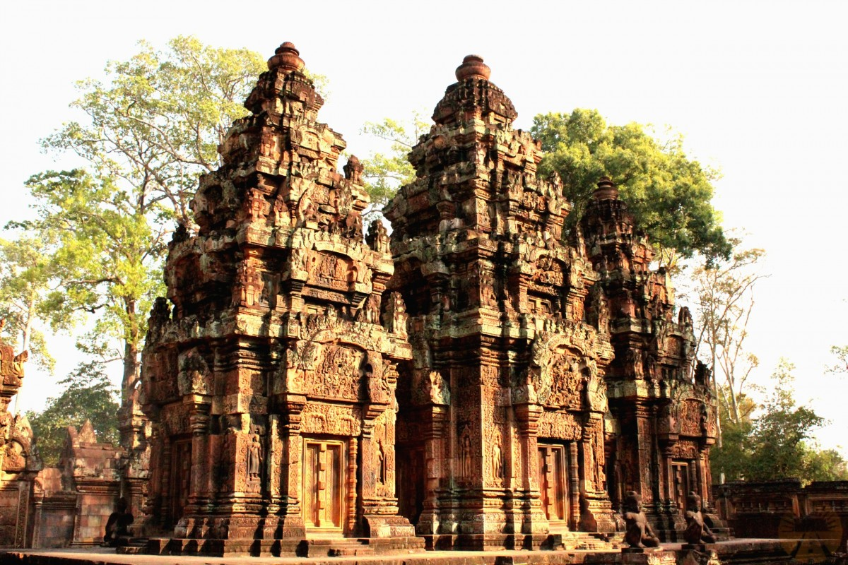 Banteay Srei how to go