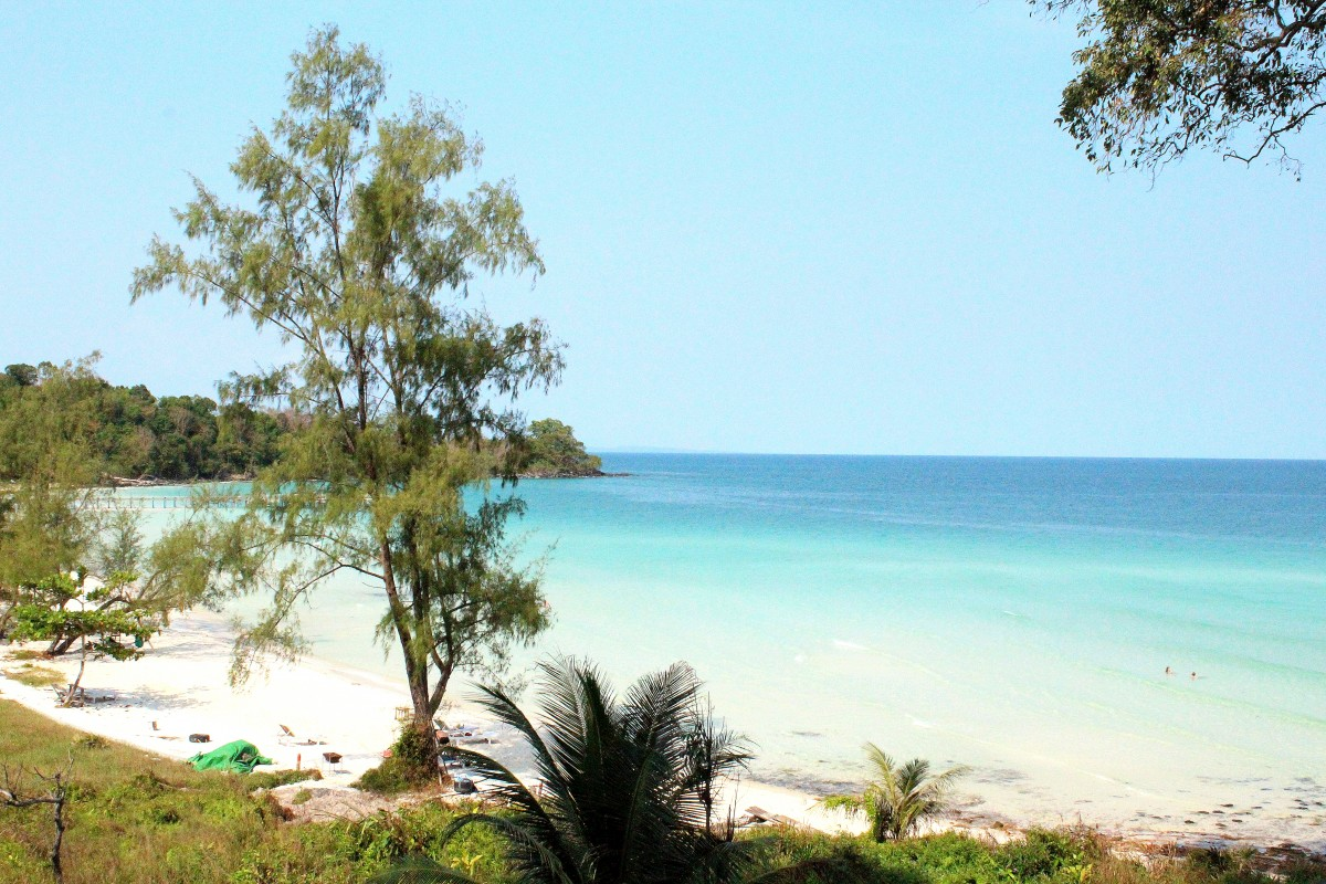 Coconut Beach koh rong how to go