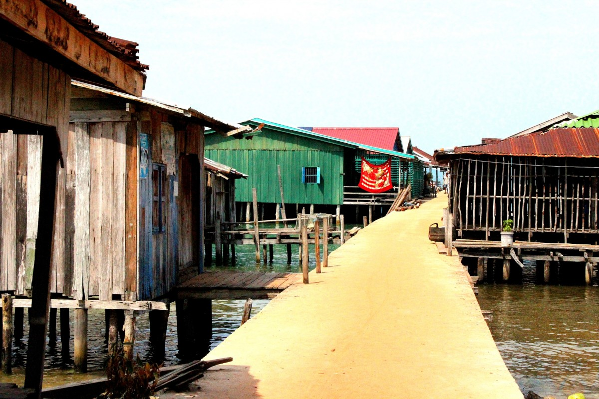 Fishermen village - Koh Rong Island