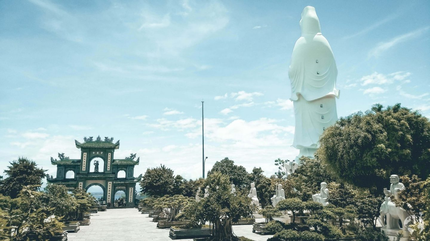 Lady Buddha what to see Danang