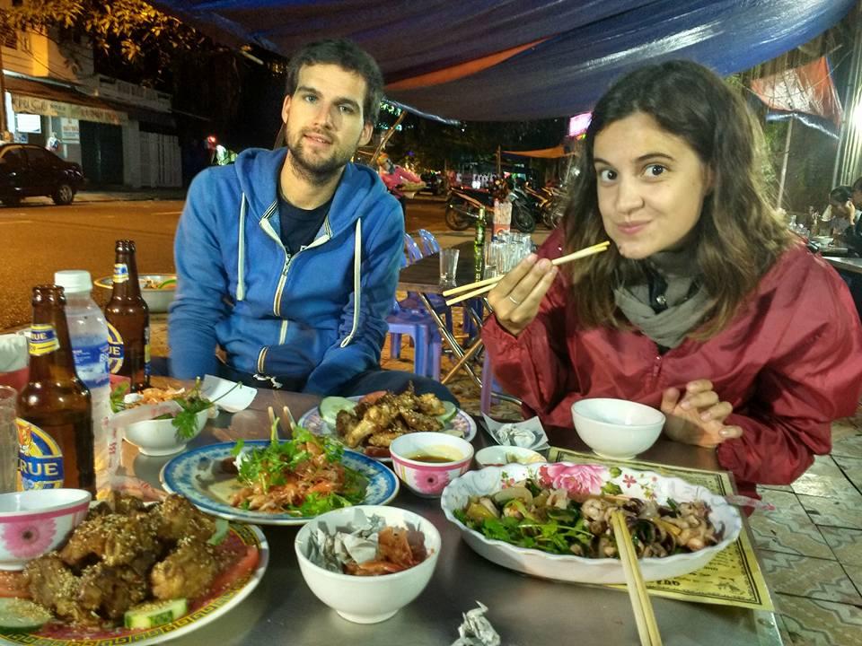 da nang ristorante vietnamita Quán Sỹ Mai