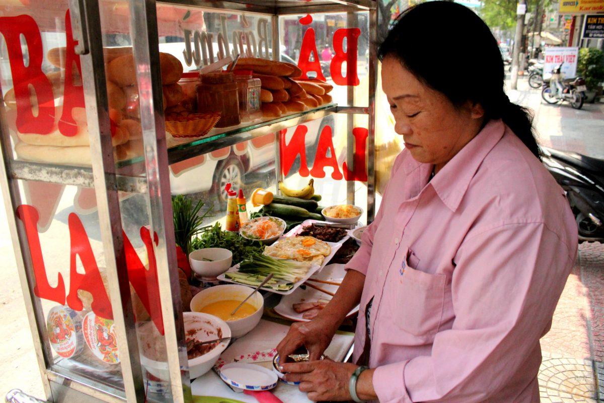 dove mangiare migliore Bánh mì a da nang