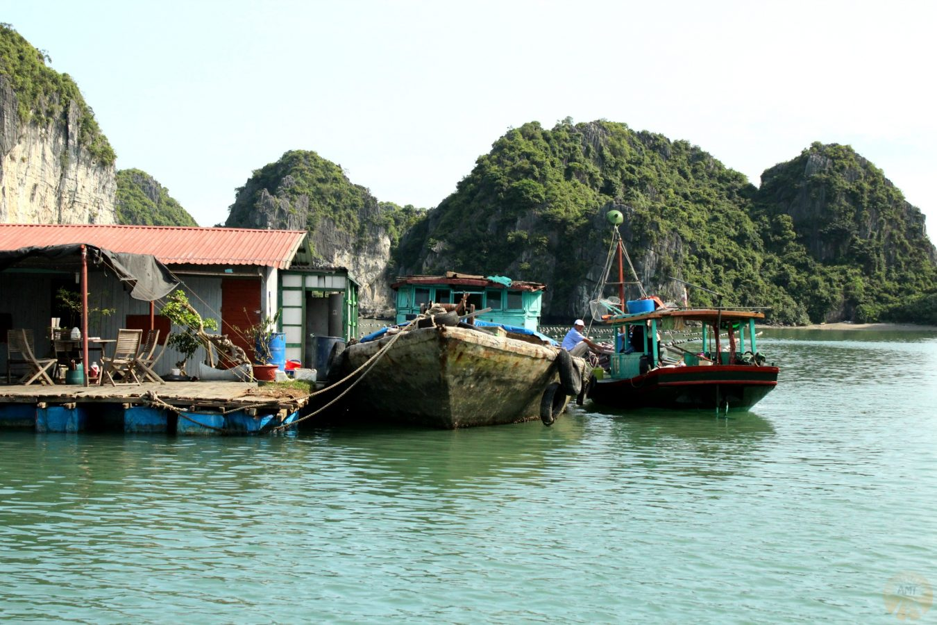 Vung Vieng Fishing Village