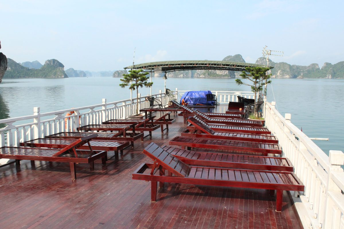 Ha Long Bay cruise how to book