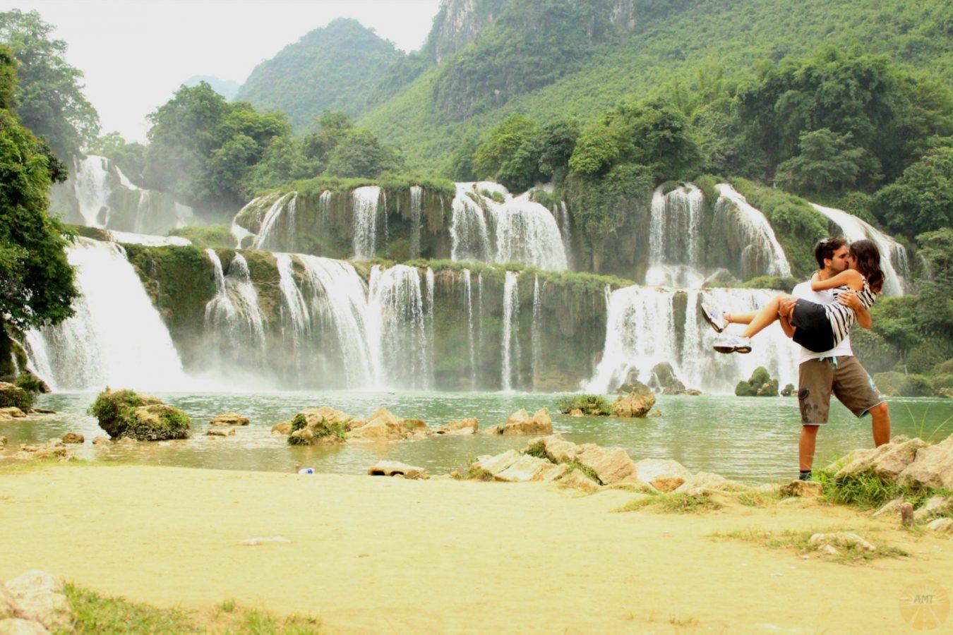 Cao Bang And Ban Gioc Waterfalls Vietnam
