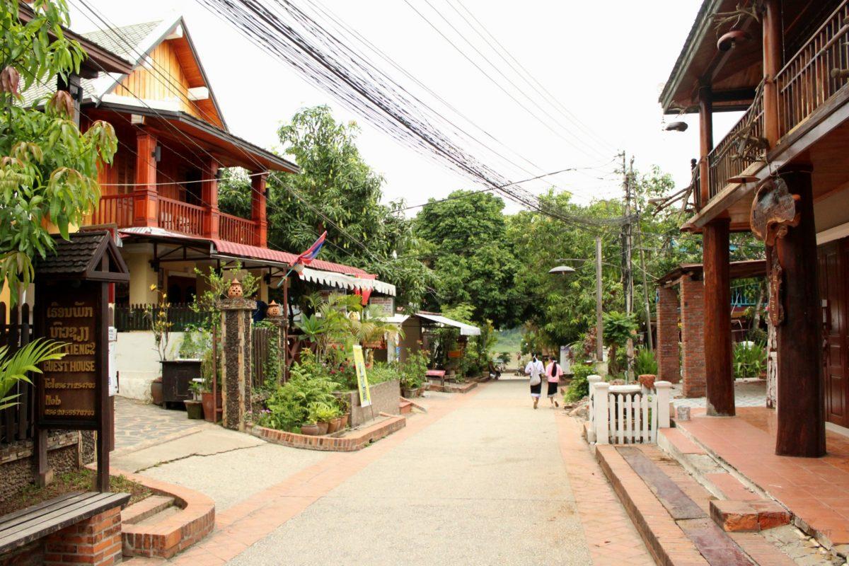 how to reach Luang Prabang