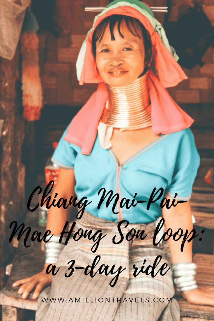 Chiang Mai - Pai - Mae Hong Son