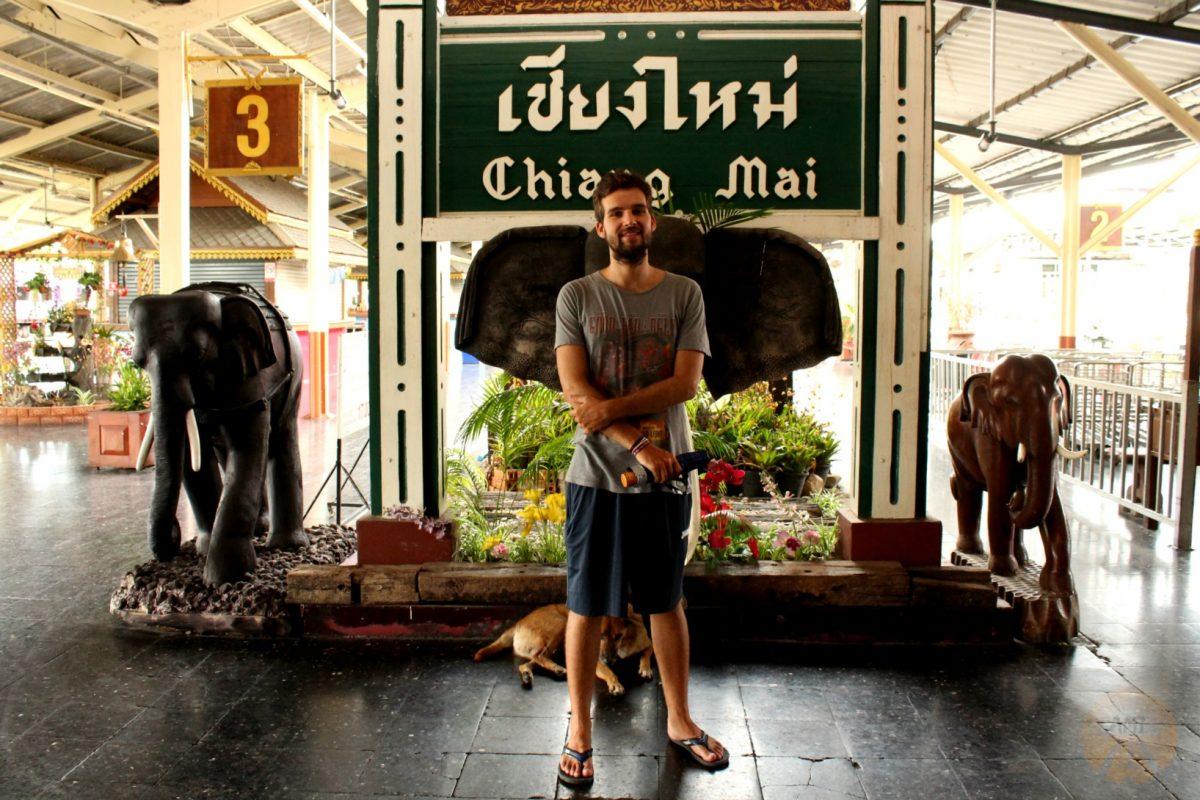 Leaving Chiang Mai