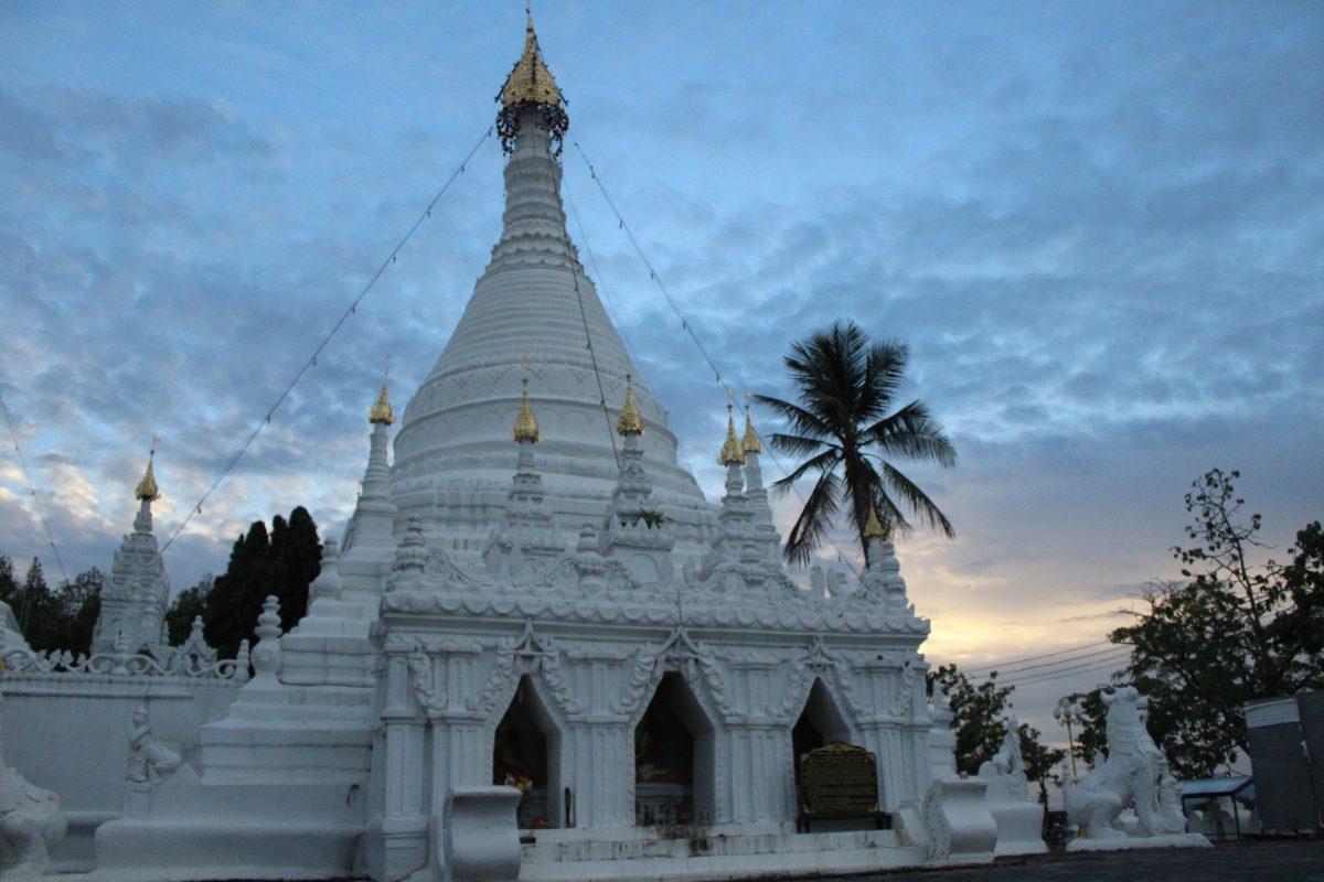 what to see Wat Plai Doi, Mae Hong Son