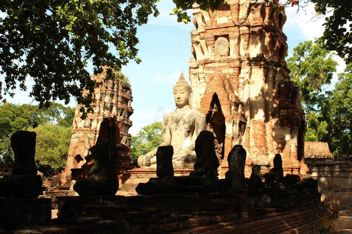 Details of Wat Phra Mahathat