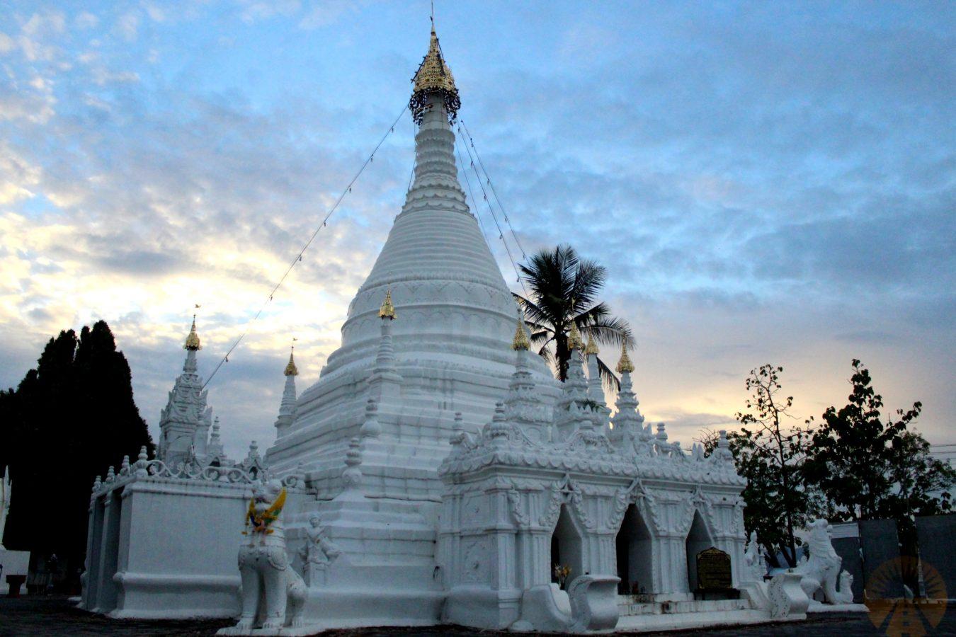 Wat Plai Doi, Mae Hong Son
