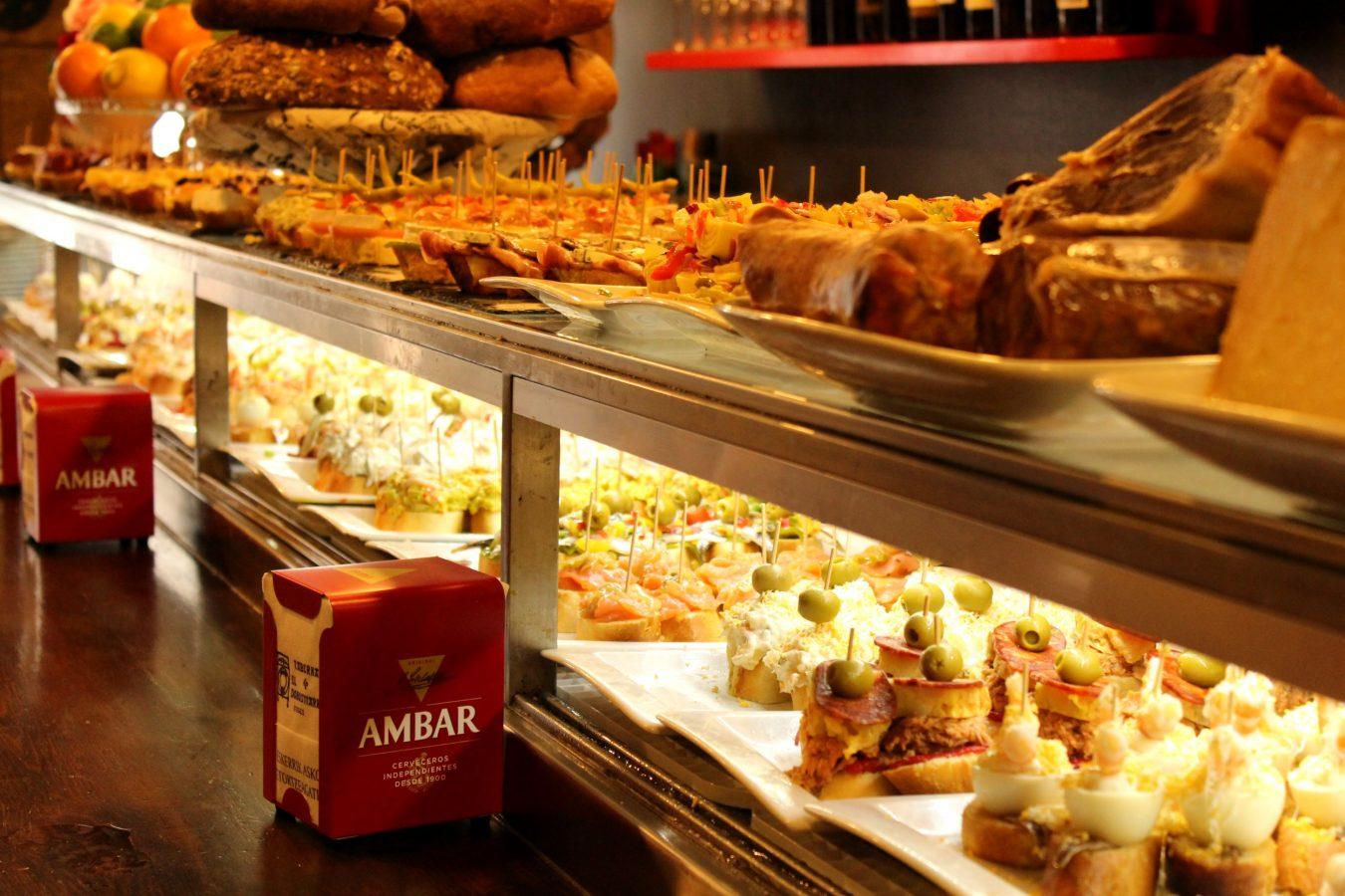 restaurant, Barcelona, recommendation, best food, tapas, pintxos