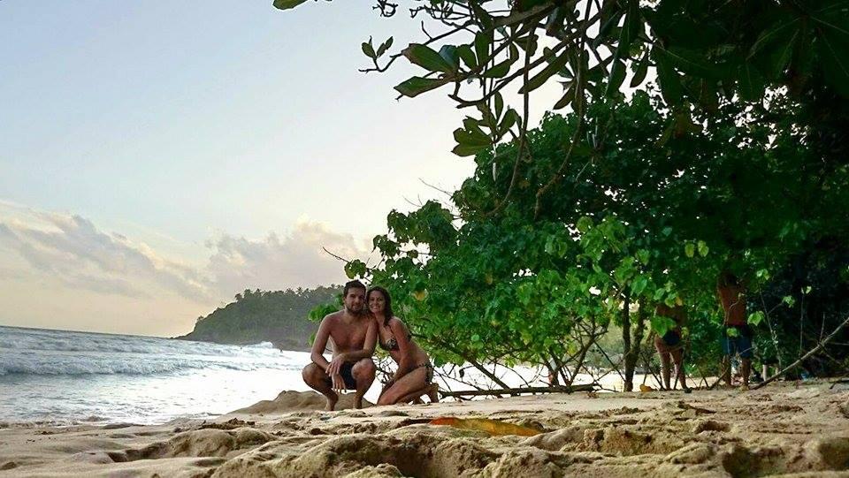 A Million Travels @ Mirissa Beach, Sri Lanka