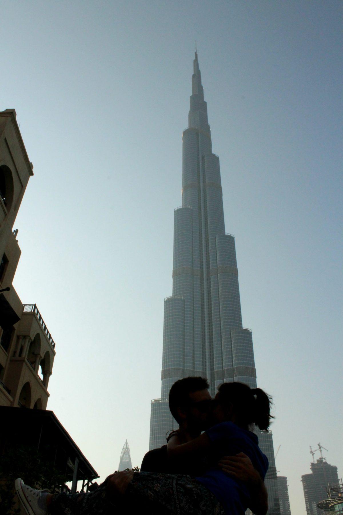 A Million Travels @ Burj Khalifa, Dubai