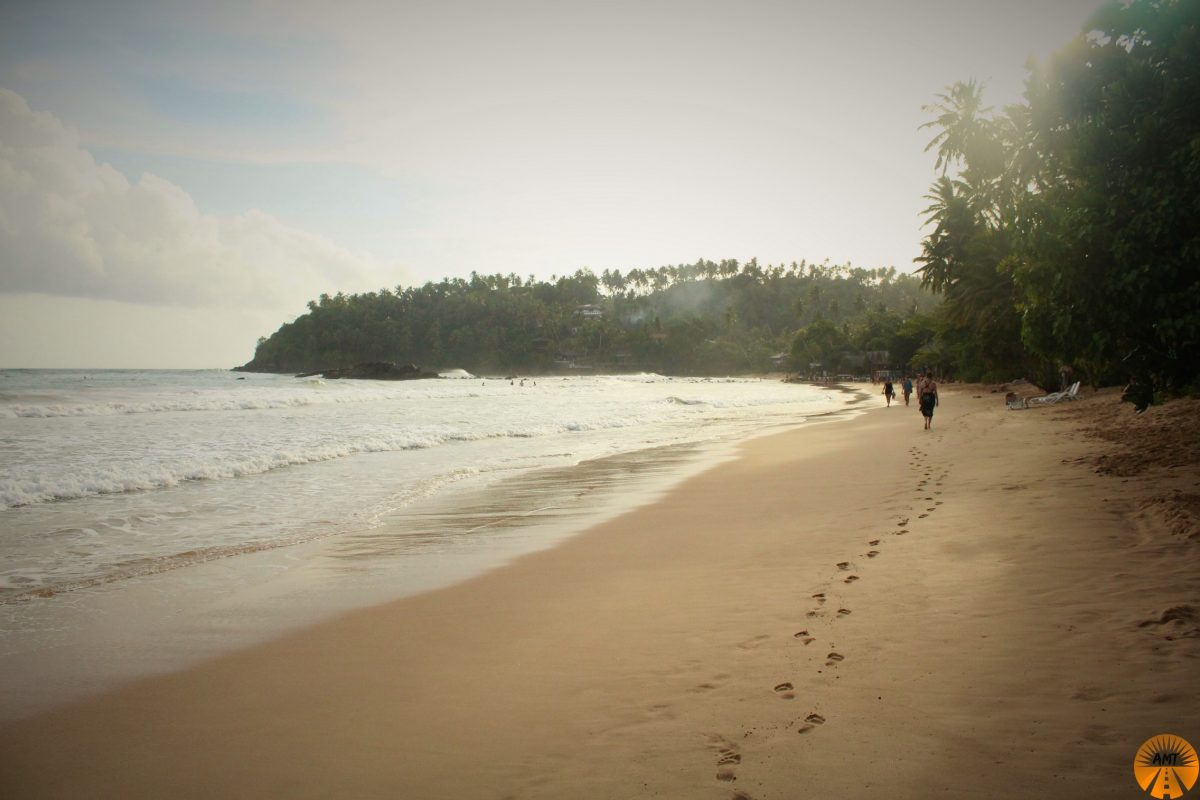 Mirissa Beach, Sri Lanka