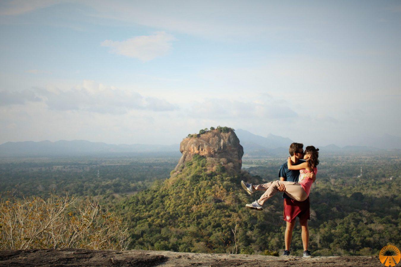A Million Travels @ Sigiriya Rock Fortress, Sri Lanka