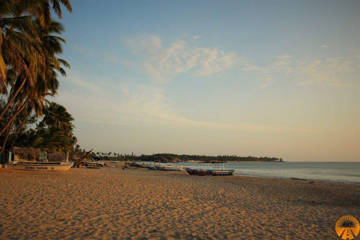 come arrivare a trincomalee spiaggia uppuveli