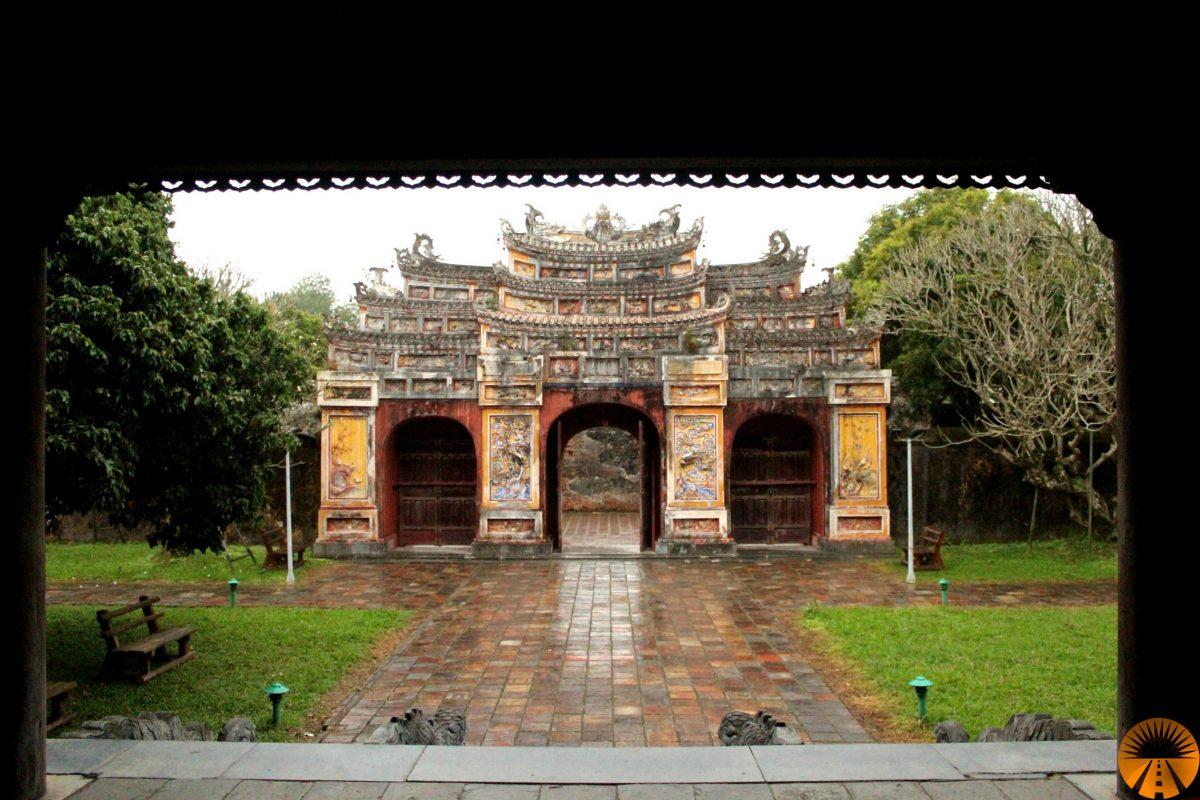 treno Hue Hanoi