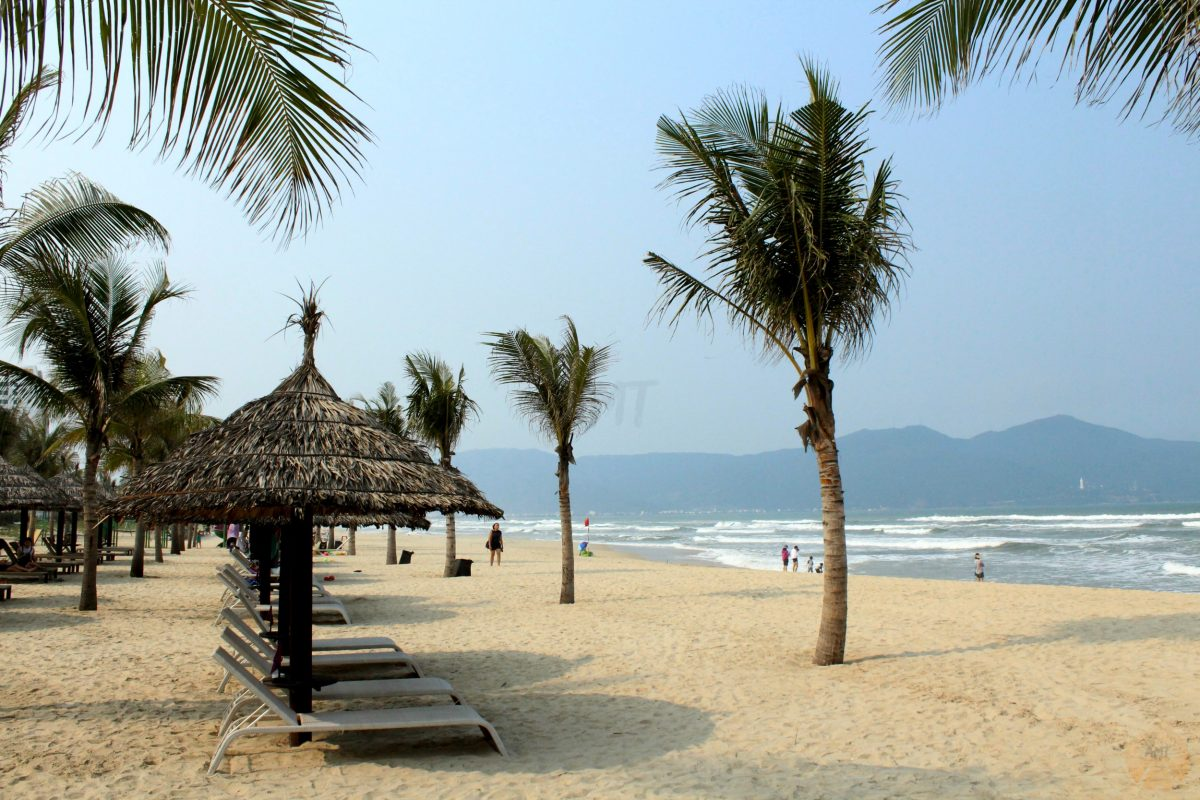 book a train vietnam Da Nang
