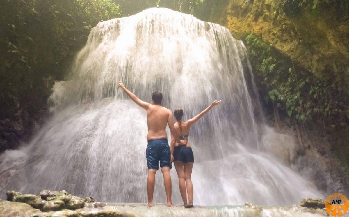 Aguinid cascata Cebu quale più bella