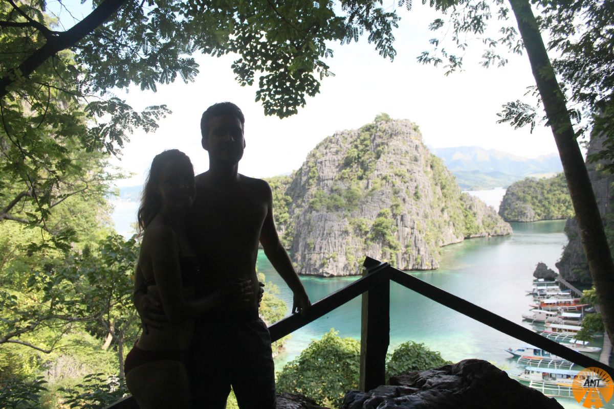 A Million Travels @Kayangan Lake, Coron Island