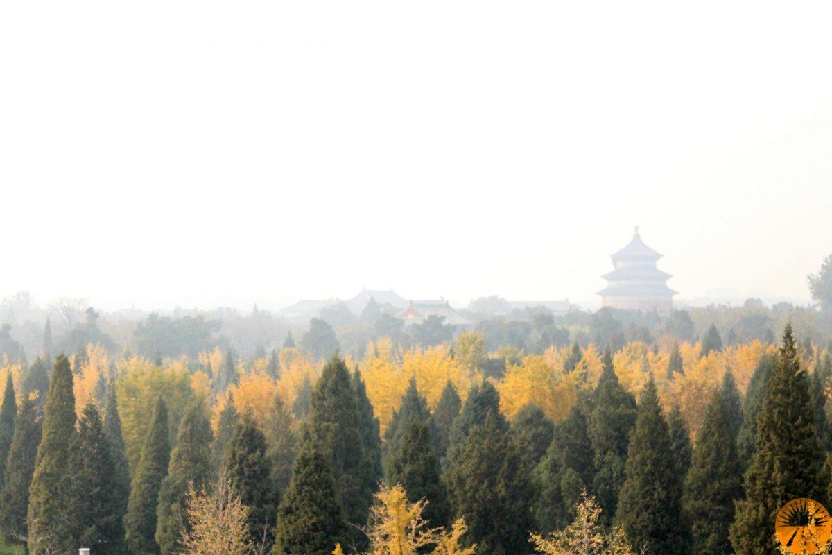 inquinamento pechino smog