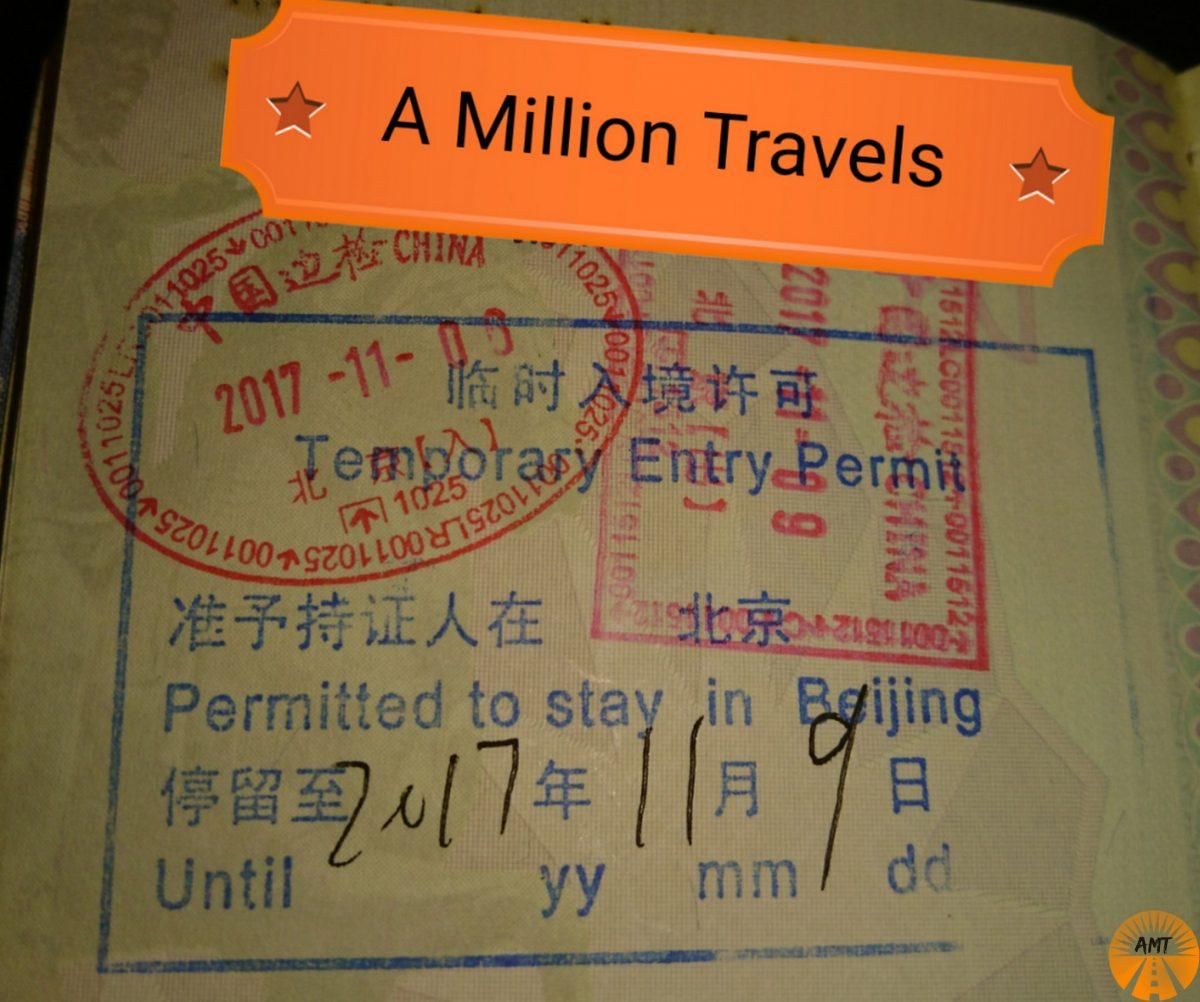 visto 72 ore Cina come fare