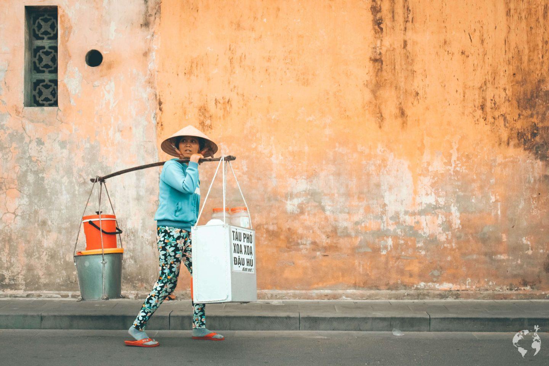 itinerary vietnam one month