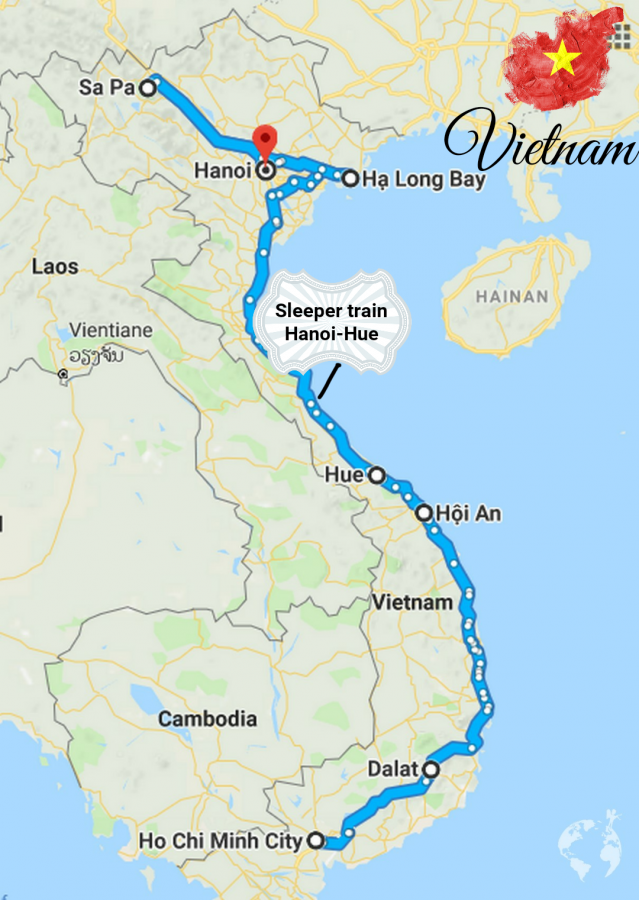 vietnam itinerary what to see