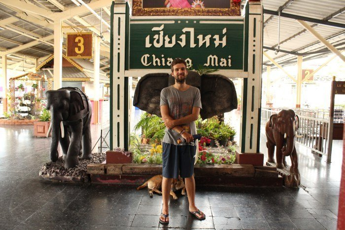 treno cuccette bangkok chiang mai