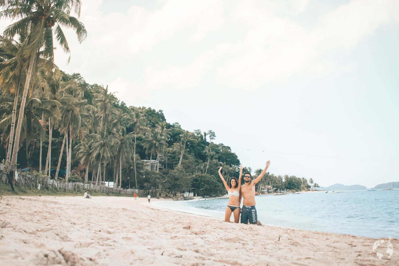 filippine migliore spiaggia el nido palawan