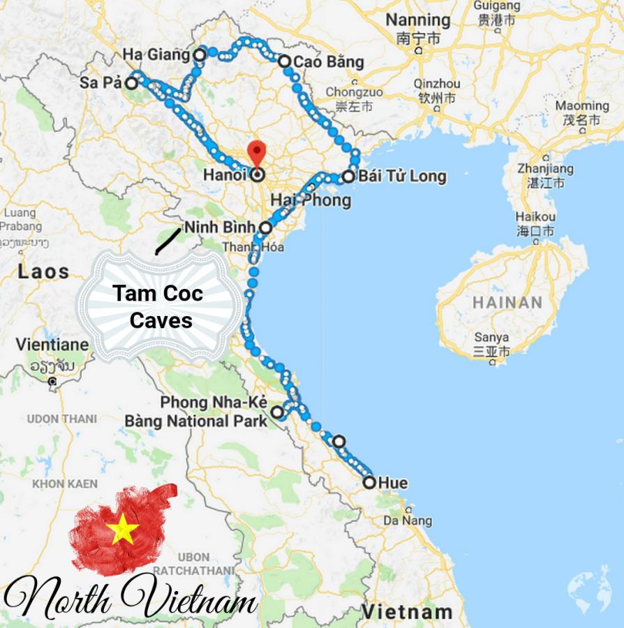 vietnam cosa vedere al nord