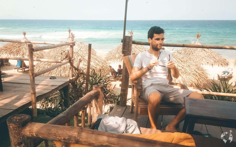 bar spiaggia hoi an an bang dove andare