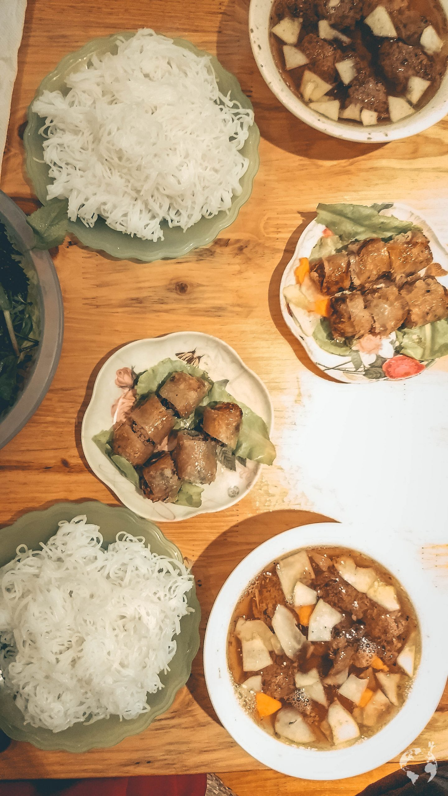 dove mangiare bun cha hanoi