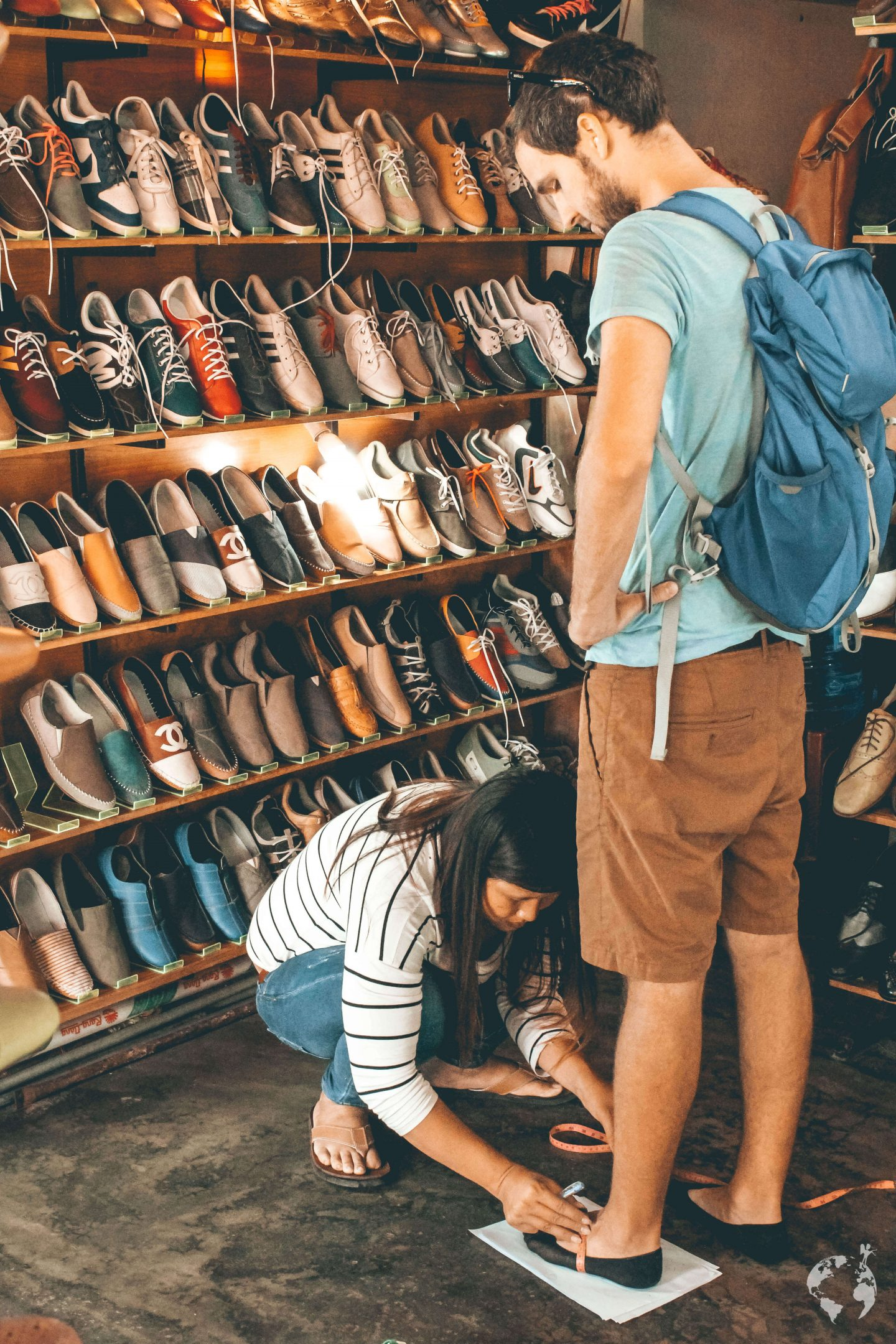 abiti scarpe su misura Hoi An quanto pagare