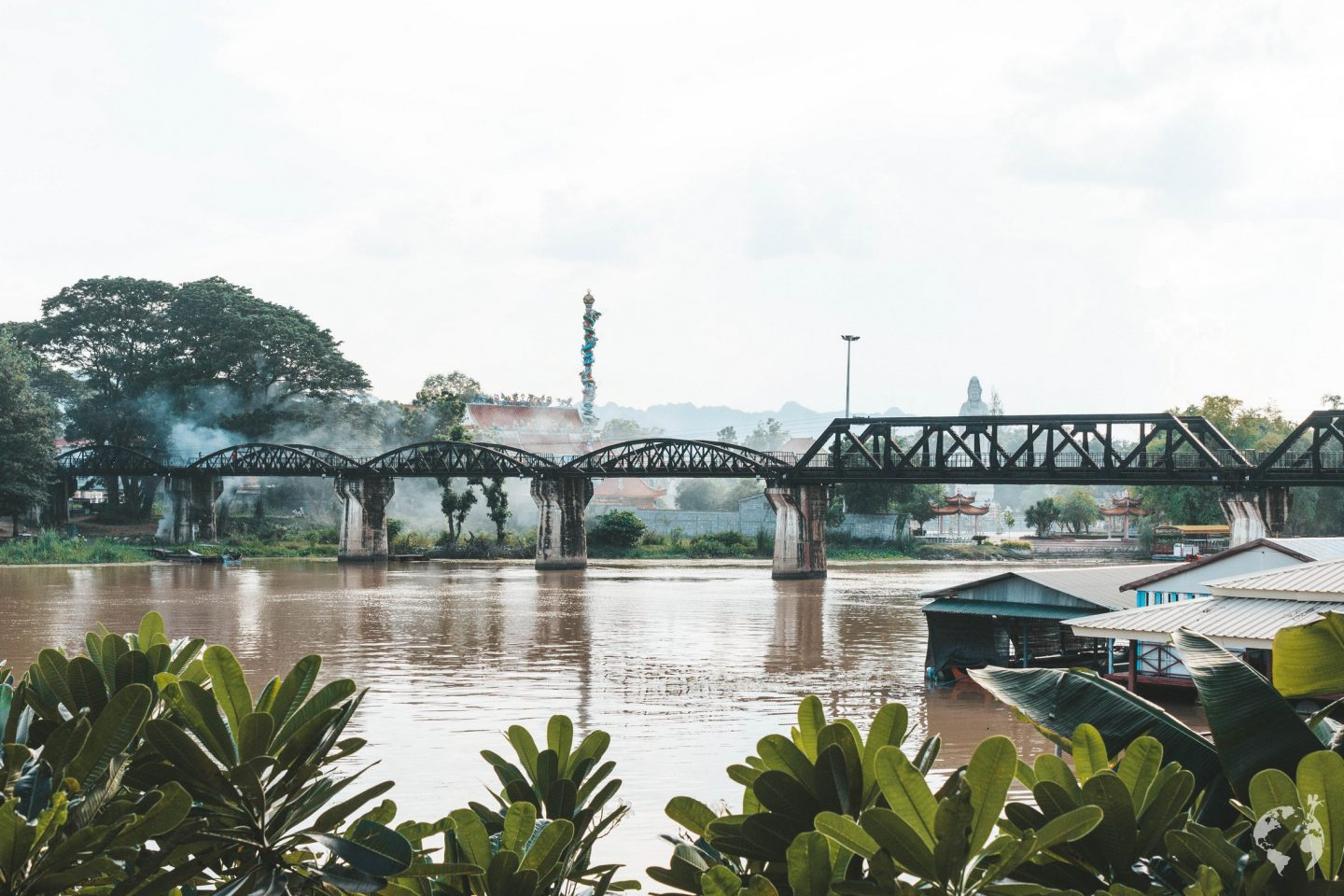 Death Railway Bridge on river kwai what to do and see