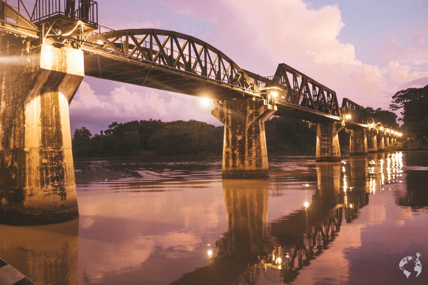 how to go to Bridge on River Kwai