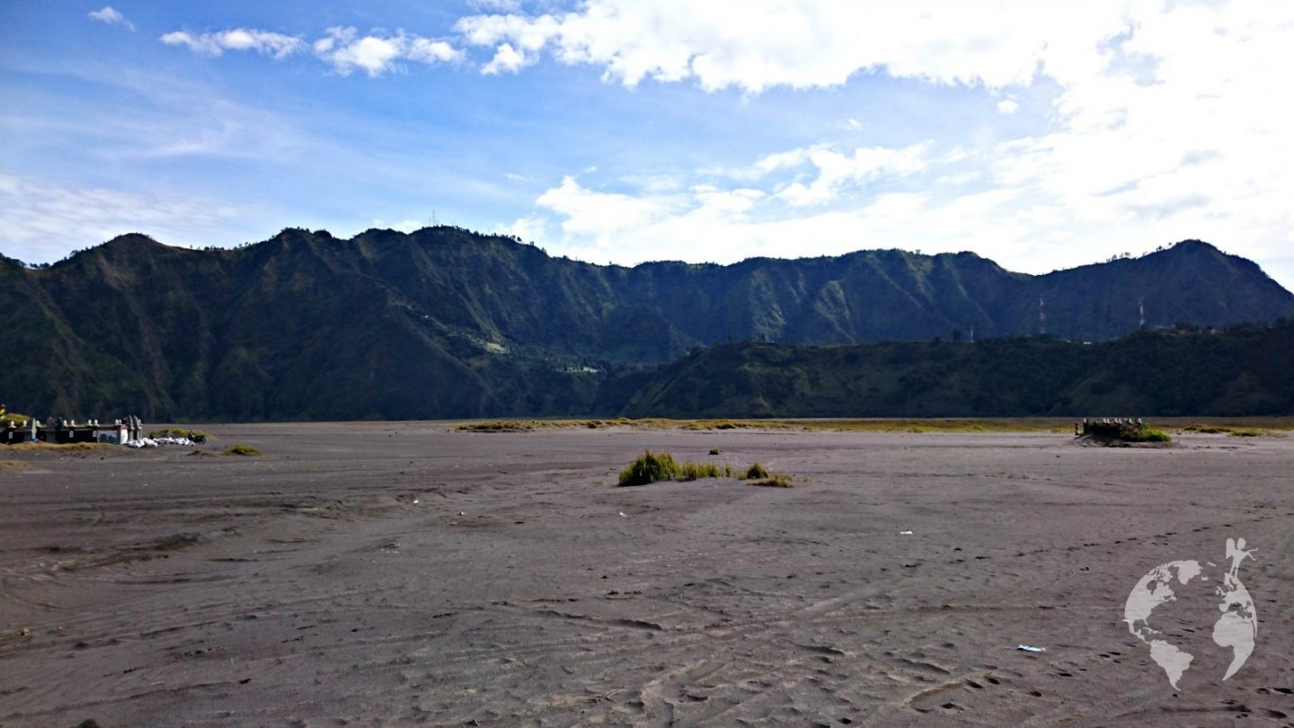 Viewpoint 1 Seruni Mt. Bromo sunrise