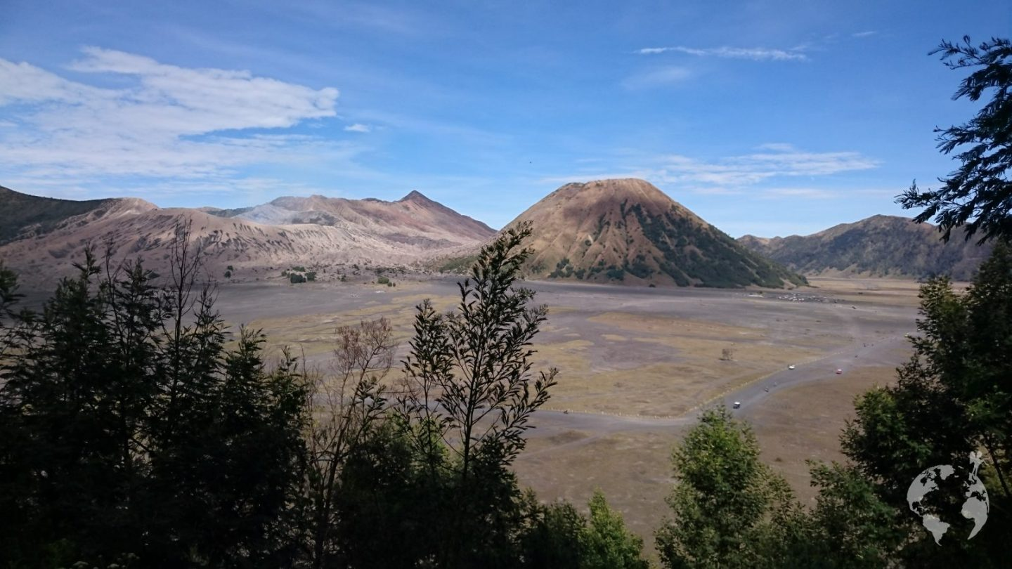 Mt. Bromo national park ticket entrance price