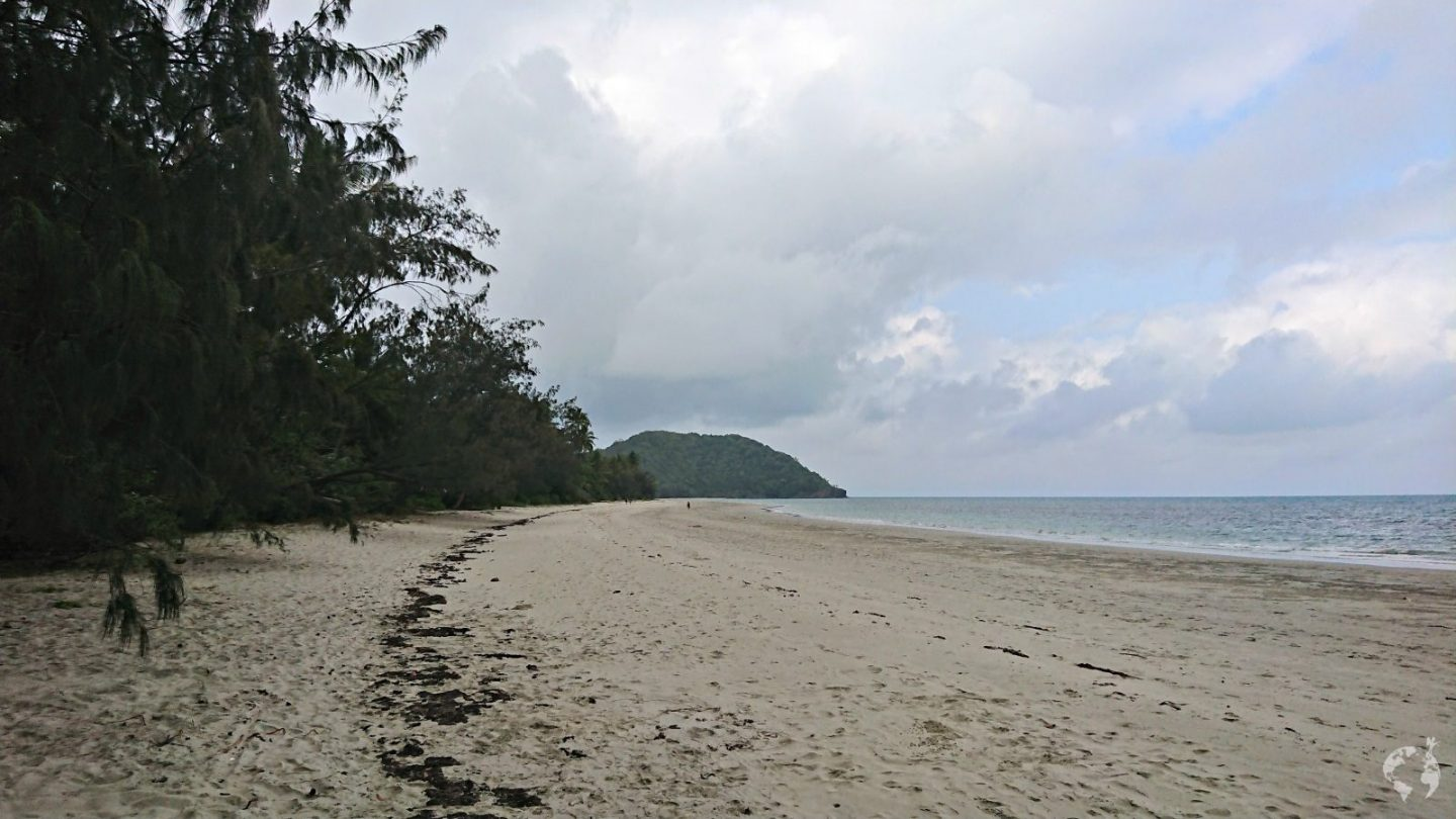 how to go cape tribulation beach