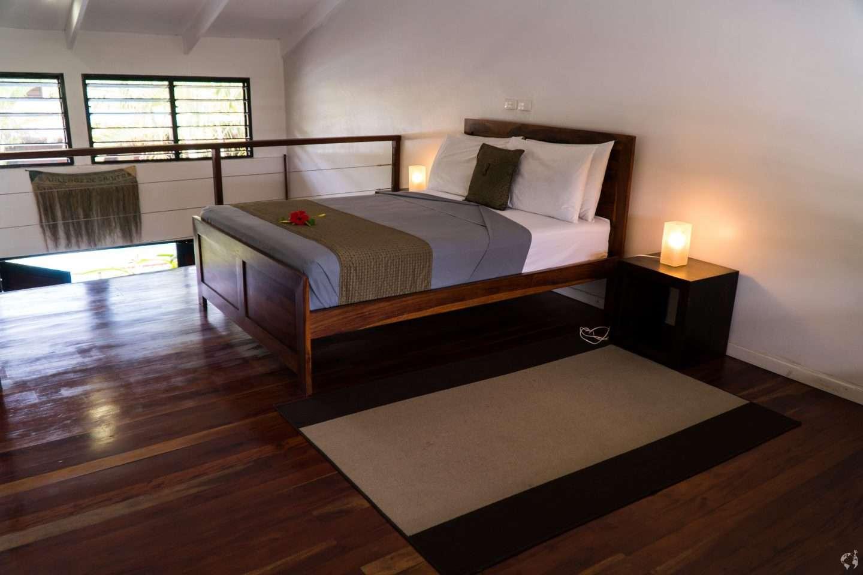 bedrooms village de santo vanuatu