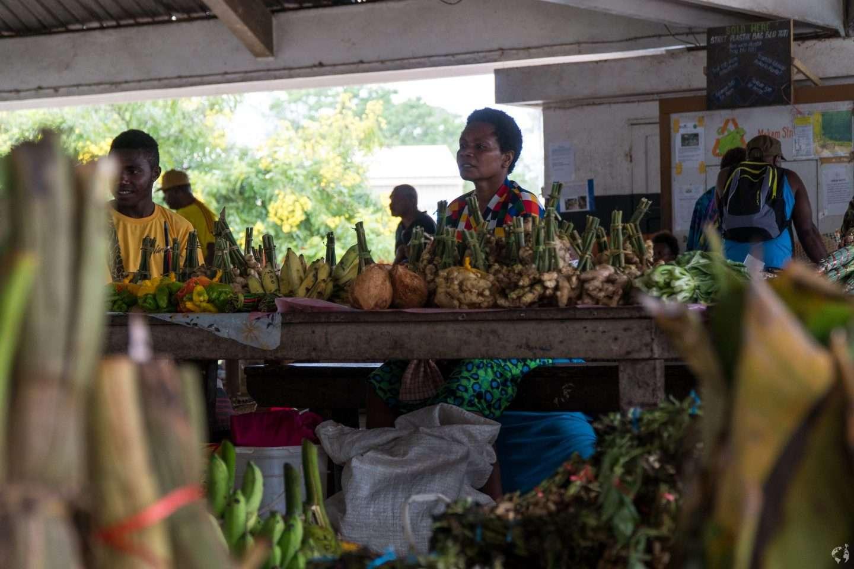 market vanuatu
