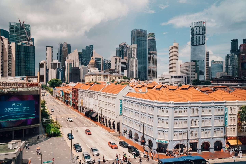 cose da fare gratis a singapore