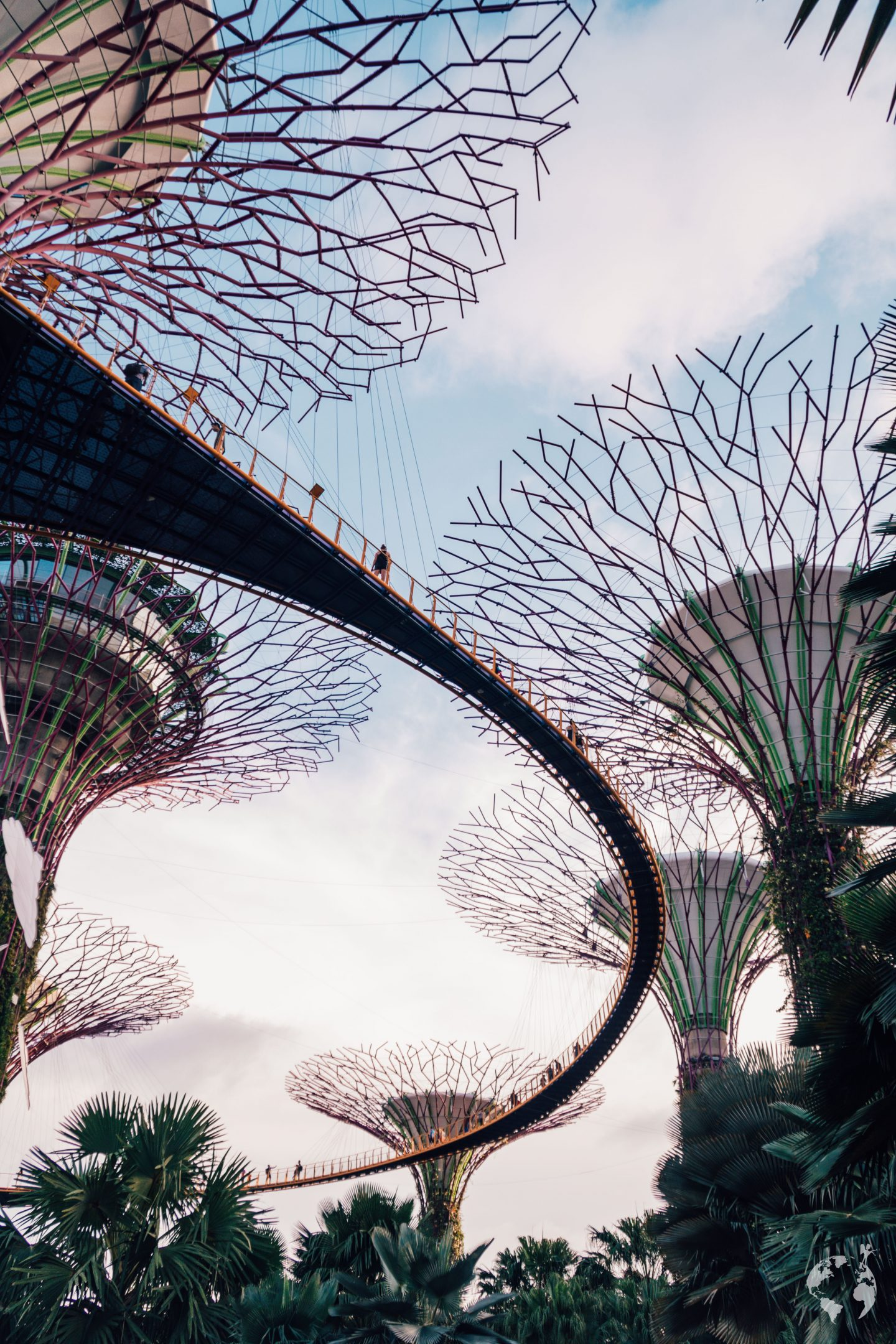 how to go gardens by the bay