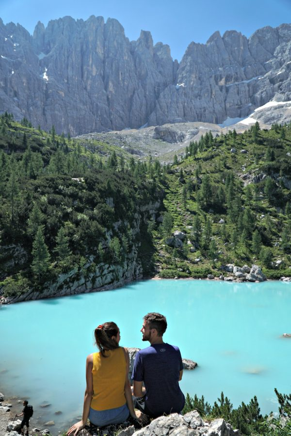 lake sorapis how to go
