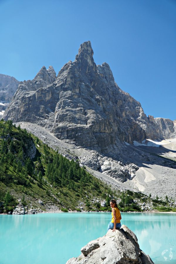 how to reach lake sorapis dolomites