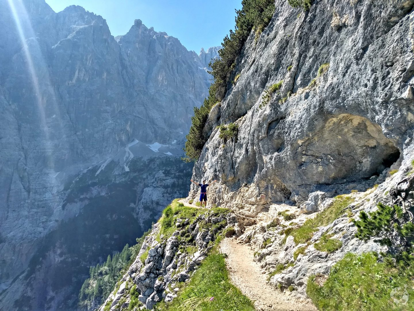 cortina d'ampezzo best hike lake