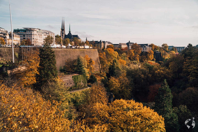 Ponte Adolphe cosa vedere lussemburgo