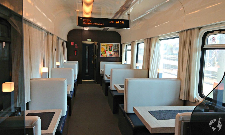 treni interrail budapest